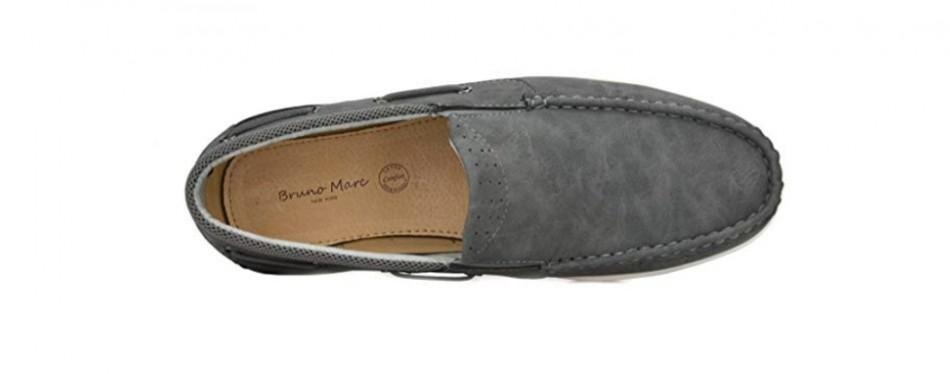 Bruno Marc New York Penny Loafer Boat Shoe