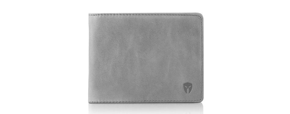 Bryker Hyde 2 ID Window RFID Wallet for Men