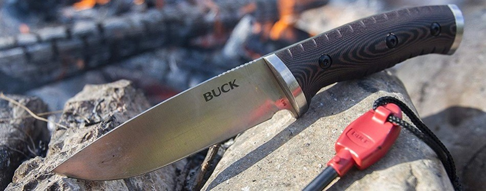 Buck Knives Selkirk