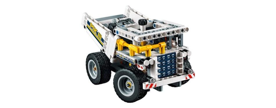 Bucket Wheel Excavator Lego Technic Set