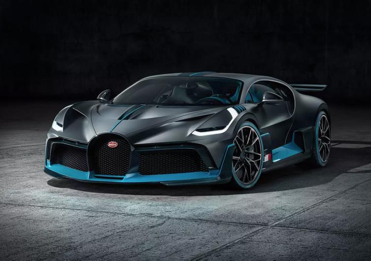 Bugatti Divo Hypercar