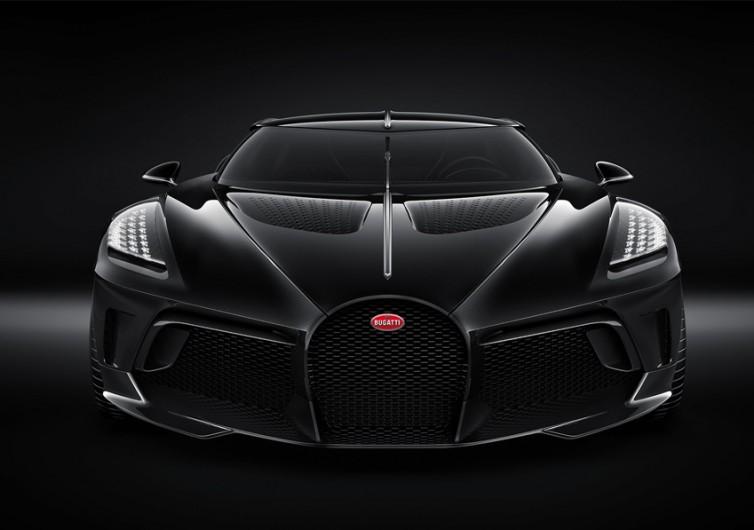 Cars For Less >> Bugatti La Voiture Noire - Gearhungry