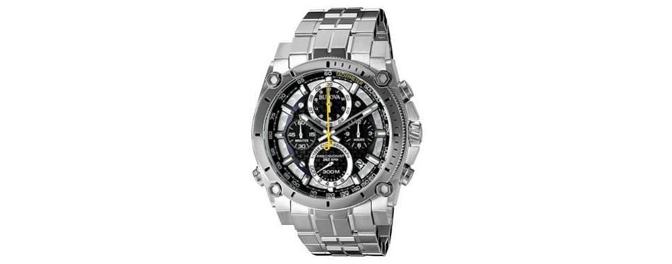 Bulova Men's Precision Chronograph Watch