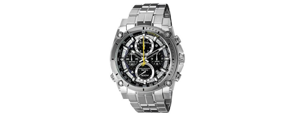 Bulova Men's Precision Chronograph Watch