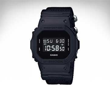 CASIO G-SHOCK Military Black DW-56000BBN-1JF