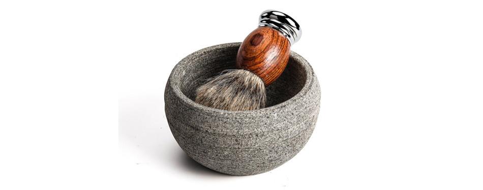 CHARMMAN Shaving Soap & Cream Bowl