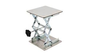 hfs lab jack scissor stand platform