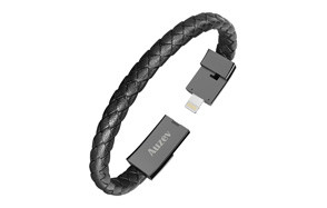 auzev usb charging cable bracelet