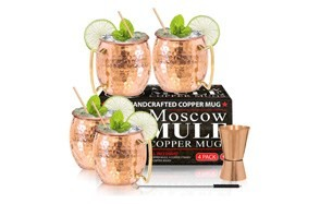 benicci moscow mule copper mugs