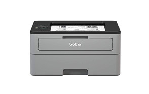 brother compact hl-l2350dw monochrome laser printer