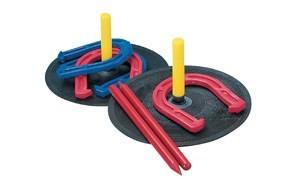 champion sports ihs1 horseshoe set