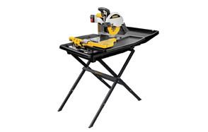 dewalt d24000s heavy-duty 10-inch wet tile saw