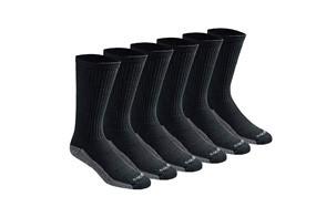 dickies dri-tech moisture control crew socks
