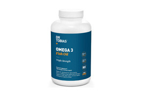 dr tobias omega-3 fish oil triple strength