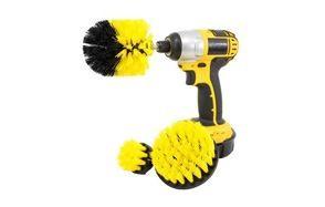 drillbrush bathroom power scrubber cleaning kit