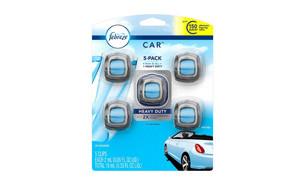 febreze 13 car air freshener clip set