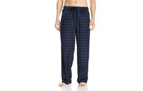 fruit of the loom men's microfleece pajama pant