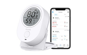 govee wifi digital indoor hygrometer thermometer