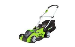 greenworks 16 inch 40v cordless lawn mower