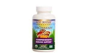 host defense mycommunity multi mushroom capsules