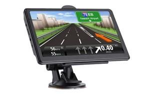 janfun car gps navigation system