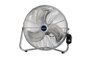 lasko 2265qm 20″ high-velocity fan w/ quickmount