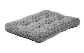 midwest homes for pets deluxe super plush pet bed