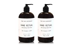 muse bath apothecary hand ritual