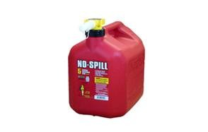 no-spill 1450 5-gallon poly gas can