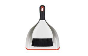 oxo good grips dustpan and brush set
