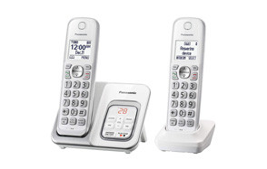 panasonic phone system with answering machine