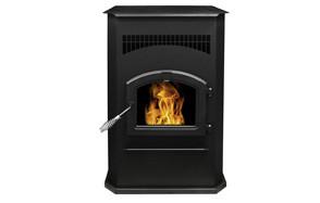 pleasant hearth 50,000 cabinet pellet stove