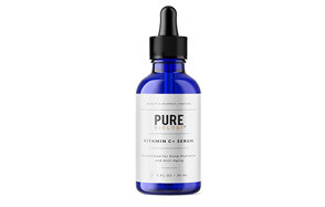 pure biology premium vitamin c serum