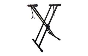rockjam xfinity heavy-duty stand with locking straps