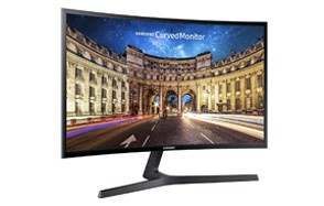 samsung c27f398-2 inch curved led monitor