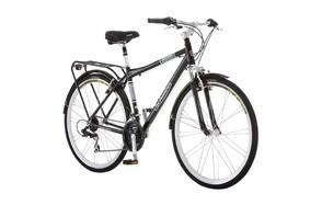 schwinn discover hybrid bikes