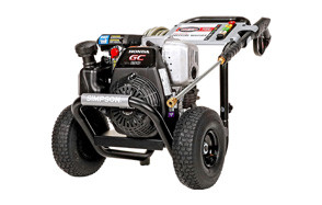 simpson cleaning msh3125 megashot gas pressure washer