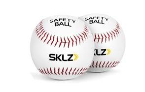 sklz soft cushioned safety baseballs