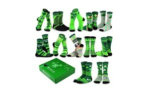 teehee special (holiday) 12-pairs socks with gift box