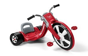 the radio flyer deluxe big wheel