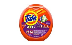 tide pods 3 in 1 he turbo laundry detergent pods