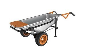 worx wg050 aerocart 8-in-1 2-wheel wheelbarrow