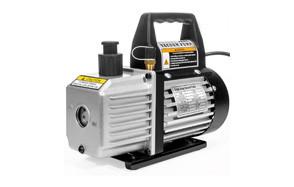 xtremepowerus 3cfm 1/4hp air vacuum pump hvac