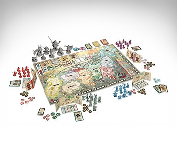 CMON Rising Sun Board Game