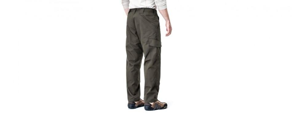 CQR Men's Tactical Lightweight Hiking Pants