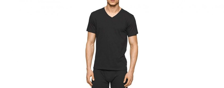 Calvin Klein Cotton Classics V-Neck T-Shirt