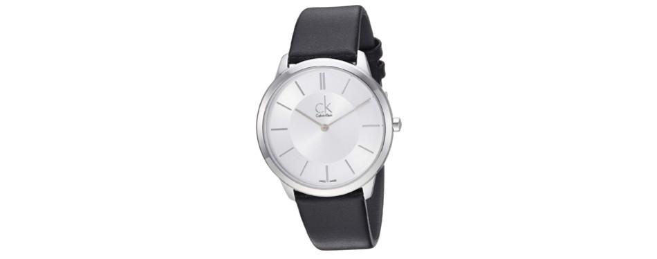 Calvin Klein Minimal Watch