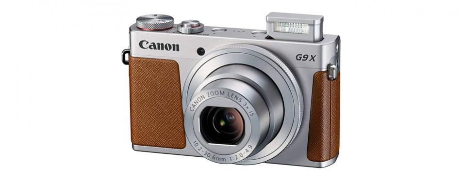 Canon PowerShot G9 X 3x Optical Zoom
