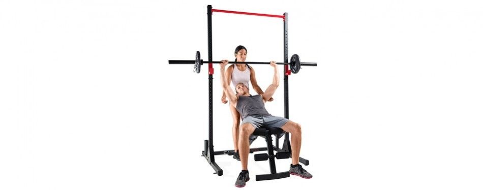 Cap Barbell Power Free Standing Pull Up Bar