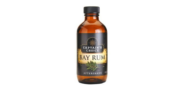 Captains Choice Bay Rum